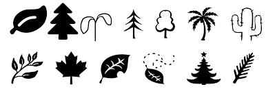 tree symbol symbols how can i use this math mode pictogram tree leaf