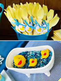 duck baby shower decorations 35 boy baby shower decorations that are worth trying digsdigs