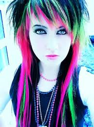 the craziest funky women hairstyles for long hair viewkick