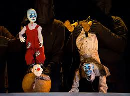 circus puppets review the cruel circus arts the chronicle