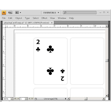 playing card templates similarlydifferent co