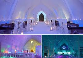 Hotel De Glace by Hotel De Glace A Work Of Art Made Of Ice And Snow My Best Place