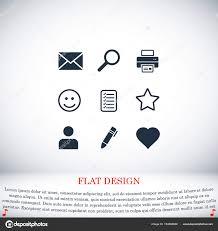 telecharger icone bureau icône de bureau vector image vectorielle flat icon 154556666