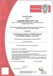 bureau veritas ltd lasons india pvt ltd