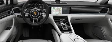 porsche electric interior 2017 panamera interior videos porsche imanuals