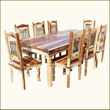 rustic dining table and chairs 28 images rustic dining table