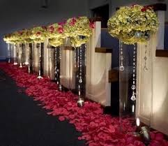 Church Decorations For Wedding Best 25 Church Aisle Decorations Ideas On Pinterest Church