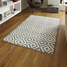 Modern Rugs Co Uk Review Matrix Mt 89 Grey White Modern Rug