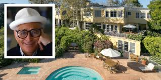 norman lear selling los angeles estate norman lear house photos