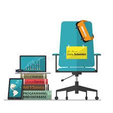 emploi de bureau publicité d offre d emploi pour le scientifique de données avec la