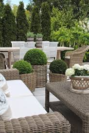 Wicker Patio Table And Chairs Best 25 Wicker Patio Furniture Ideas On Pinterest Porch