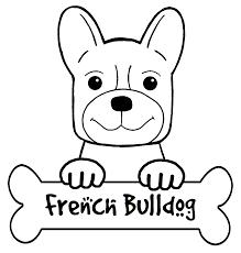 bulldog coloring pages download print free