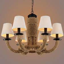 Burlap Chandelier Shades Restoration 26 U0027 U0027 Wide Matte Black 6 Light Chandelier With