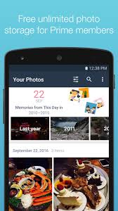 amazon com prime photos from amazon appstore for android