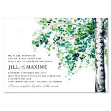 plantable wedding invitations seeded paper invitations seed
