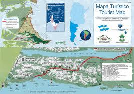 Map Argentina Hotel Altos Ushuaia Ushuaia Tierra Del Fuego Patagonia Argentina
