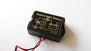 how to wire automotive relay auto led lights inter light delay
