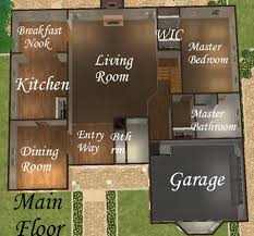 sims 2 floor plans mod the sims 123 american drive