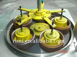 ceramic seal rings images Lapping machine of ceramic rings and carbon and tungsten carbide jpg