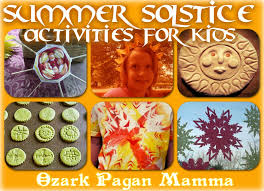activities for midsummer summer solstice ozark pagan mamma