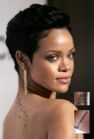 best 10 rihanna short haircut ideas on pinterest rihanna
