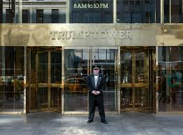 Trump Tower Ny Secret Service Exits Trump Tower Over Lease Dispute Report