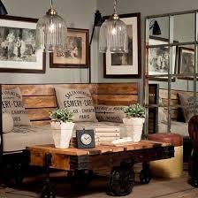 Entrancing  Rustic Vintage Living Room Design Ideas Of Best - Vintage design living room