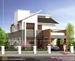 Exterior Design Of Indian House 1450 Square Feet House With 4 22 Cents Of Land Indian Plans Sale
