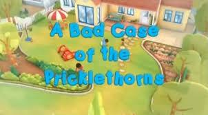 bad case pricklethorns doc mcstuffins wiki fandom