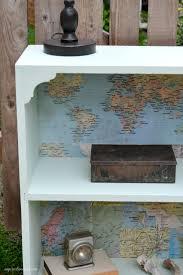 curbside bookshelf makeover bookshelf makeover craft and room