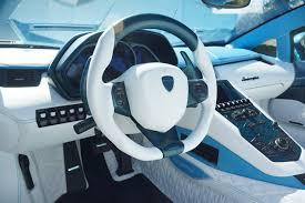 lamborghini aventador interior lamborghini aventador lp 700 4 roadster by mansory interior