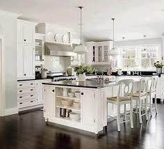 White Kitchen Furniture 30 Minimalist White Kitchen Design Ideas Home Design And Interior