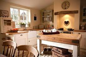 Coastal Cottage Kitchen Design - beach house kitchen cabinet ideas white cabinets country cottage