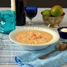 Lobster Bisque Recipe Langostino Lobster Bisque Experimental Epicurean