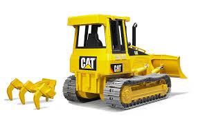 amazon com bruder caterpillar track type tractor toys u0026 games