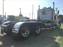 kenworth chassis used 2003 kenworth w900 tandem axle daycab for sale in ms 6636