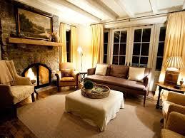 warm living room idea with tuscan idea bring old italian feel