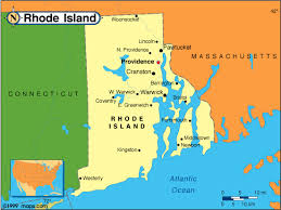 Rhode Island rivers images Rhode island rivers map gif