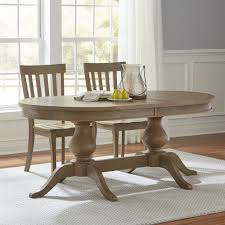 Wayfair Dining Table by Dining Room Tables Oval 17 Best 1000 Ideas About Round Pedestal