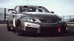 lexus sports car isf gt6 lexus is f touring car u002707 exhaust video youtube