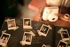 poloroid guest book the vintage polaroid guestbook how to spectacular vintage events
