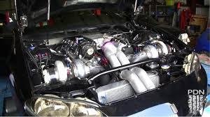 camaro from turbo turbo camaro shreds both tires on the dyno dragzine