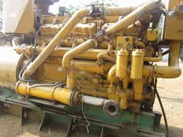 cat d398 ship machinery used recondition