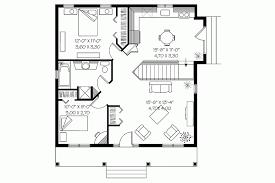 starter house plans starter home hwbdo14140 bungalow from