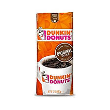 Coffee Dunkin Donut dunkin donuts original blend ground coffee medium