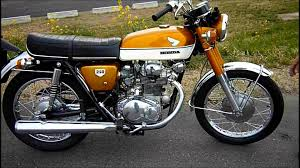 honda dream cb250 brief about model