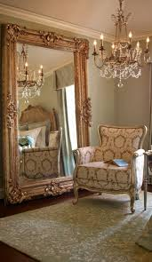 Our grandly scaled Josephine Floor Mirror is an elegant way to add