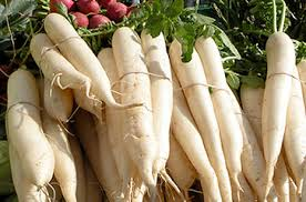 A Root Vegetable - vegetables