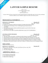 resume attorney resume cover letter examples sample legal resumes