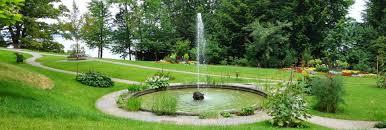 fontane per giardini realizzazione laghetti e fontane il giardino re